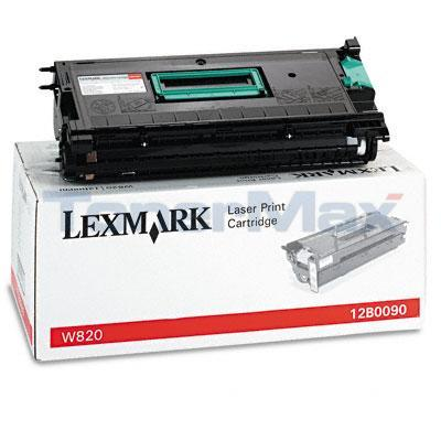 LEXMARK OPTRA W820 TONER CARTRIDGE